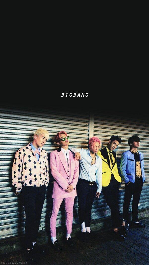 Big Bang- TOP, GDRAGON, Taeyang, Seungri, Daesung