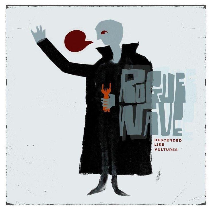 Rogue Wave - Descended Like Vultures Vinyl Record