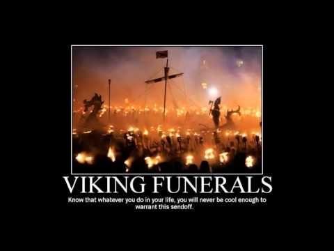 Viking Funeral - Helvegen