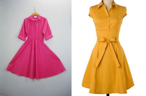 How to Wear & Identify Vintage Dress Styles for Spring ...