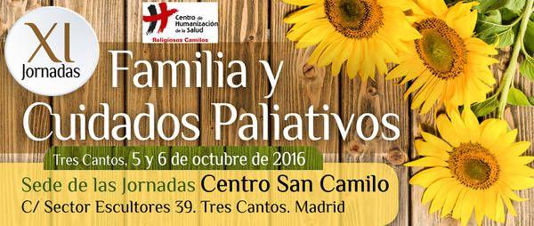 X Jornadas sobre Familia y Cuidados Paliativos del Centro de Humanización de la Salud.