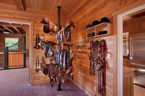i want this tack room