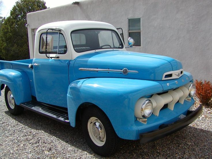 4489 best pickups panel trucks blazers broncos and scouts the two tone paint job 1954 ford truck enthusiasts forums sciox Image collections