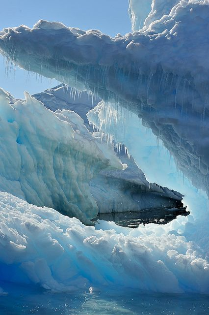 Antarctica iceberg   - Explore the World with Travel Nerd Nici, one Country at a Time. http://TravelNerdNici.com