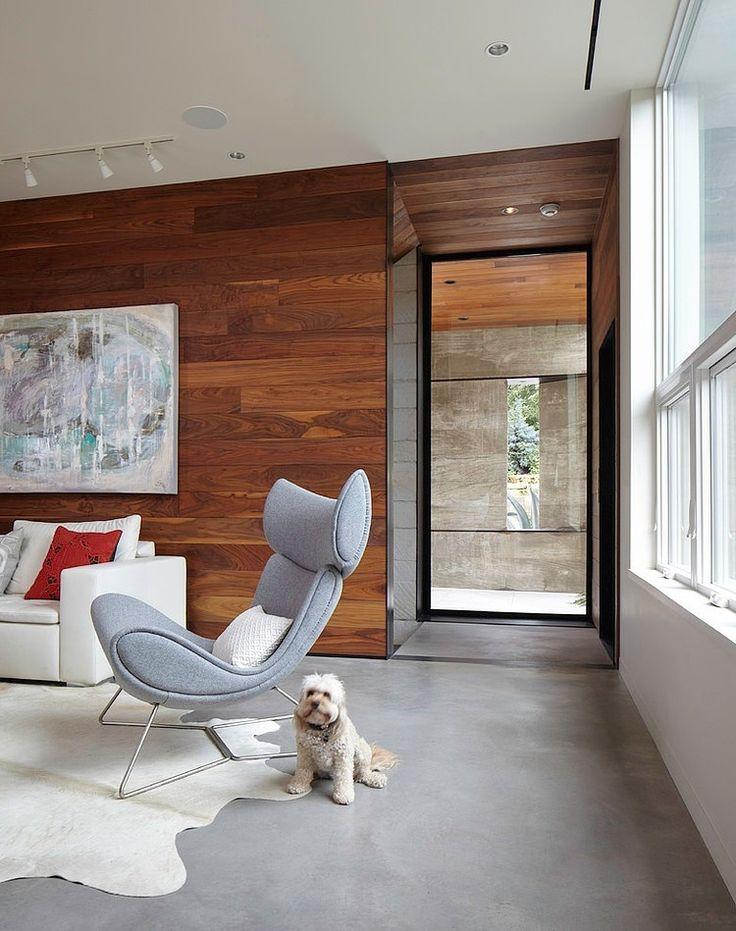 Trend Upholstered leather sofa Elm Collection by COR Sitzm bel Helmut L bke