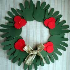 Resultado de imagen para arreglos navideños para puertas