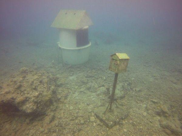 Underwater Post Office Hideaway Island Vanuatu