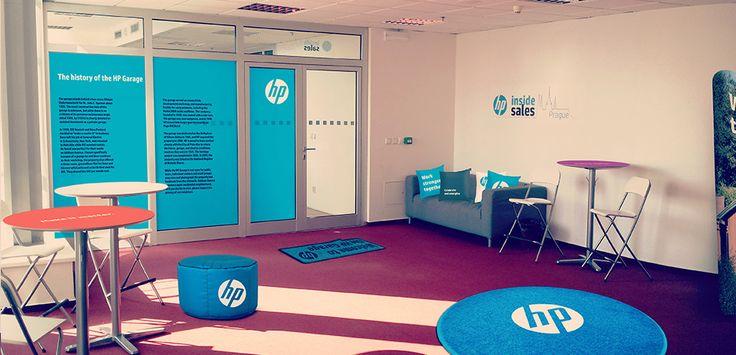 HP Creative Spaces   BPR Creative