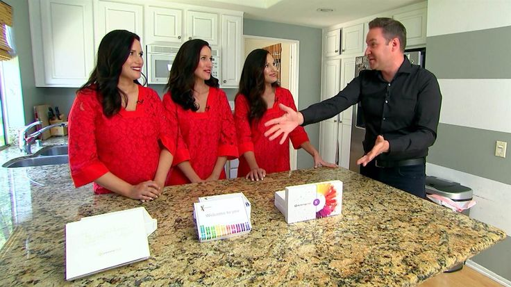 With identical DNA, these triplets' home DNA test results should match. But do they?