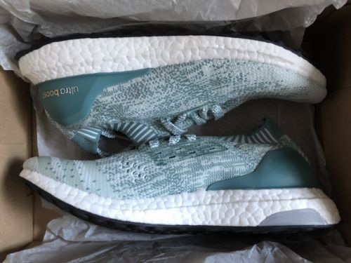 9461241ac56 Adidas Ultra Boost Uncaged BB3905 Women s Running Shoes Crystal White Size 8