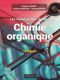 Brigitte Jamart et Jacques Bodiguel - Chimie organique. - Agrandir l'image