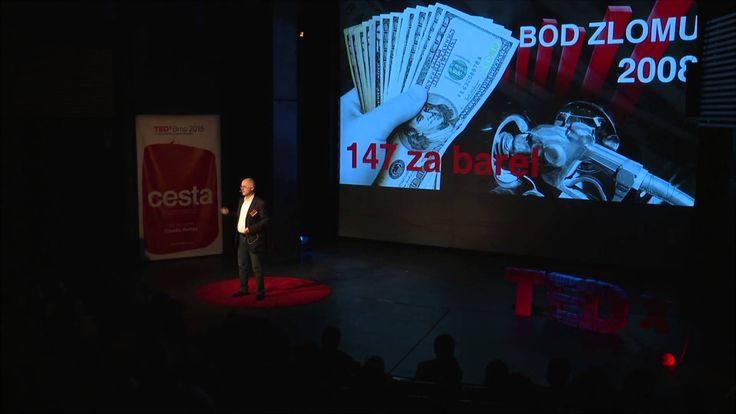 Třetí průmyslová revoluce | Jiří Kůs | TEDxBrno