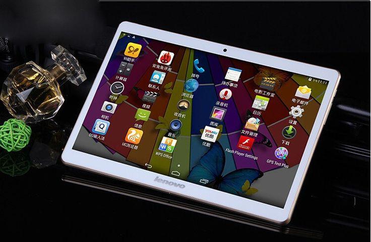 "Encontrar Más Tablets Información acerca de 10 "" pulgadas de Lenovo 3 G Phablet Tablet Octa Core del teléfono 10 4 G RAM 32 GB ROM de doble tarjeta SIM Android 4.4 pestaña GPS Lenovo Tablet PC, alta calidad teléfono tablet pc, China VoIP PC Proveedores, barato teléfono seg de Qinghai digital electronics co., LTD en Aliexpress.com"