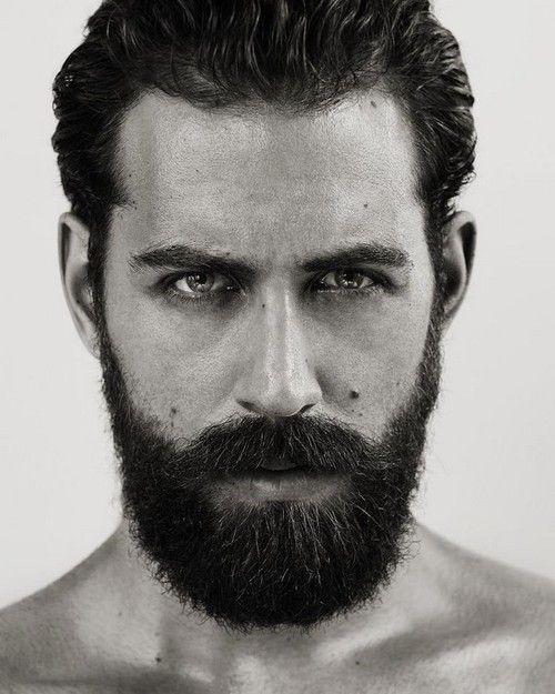 For my fellow beard lovers. I give you the amazing Ilias Petrakis ...