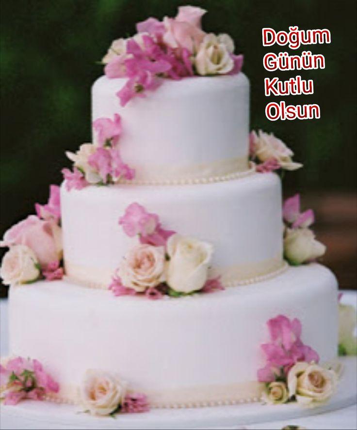 Doğum Günü Pasta Resimleri – Çok İyi Abi