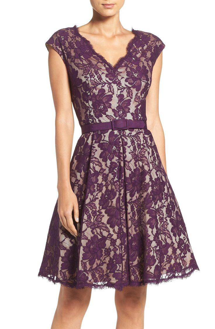 Best 25 Purple Dresses For Weddings Ideas On Pinterest