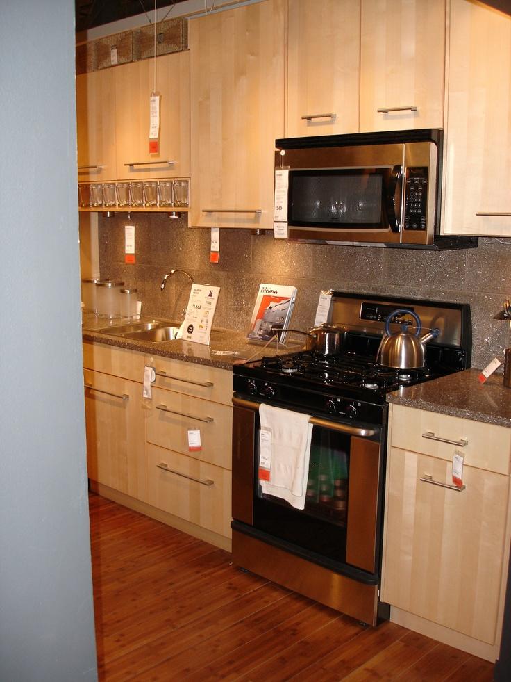 nexus birch IKEA kitchen Kitchens Pinterest Birches