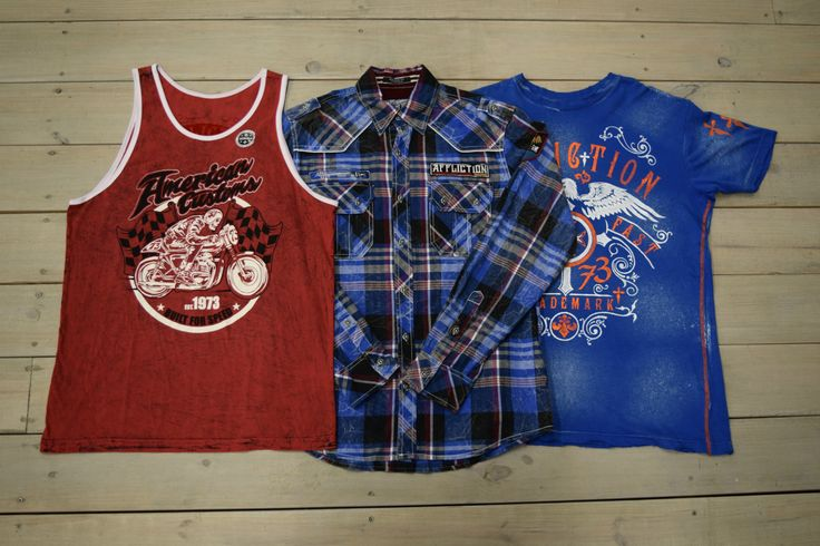 Happy #HumpDay everyone! We're that much closer to #July4th, are you ready? AFFLICTION IS! No matter your mood affliction has the top for you! Come pick one out at Skip's Western Outfitters! #america #4thofjulyweekend #affliction #patriotic #starsandstripes #beproud #representusa #USA #goshop #summer #redwhiteandblue #summertime #floridalove #gocountry #mensfashion