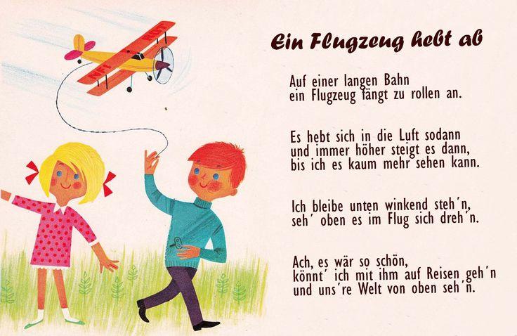 Fingerspiel #flugzeug #kindergarten #erziehung #gedicht #reim #erzieherin #pädagogik #literacy #kita