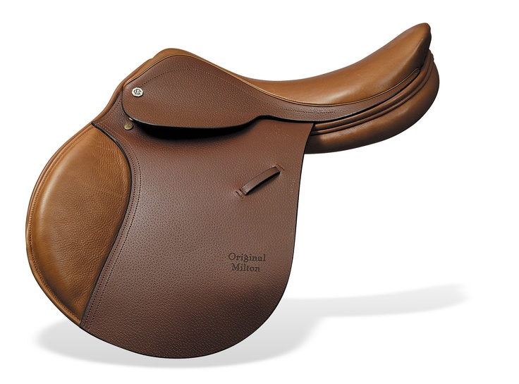 Milton Jump Saddle Saddle Hunt Seat Dressage