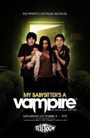 My Babysitter's a Vampire (2010) Poster