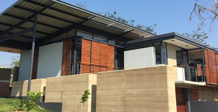 We look at a new residential project in Nelspruit that embodies its natural context in every facet of its design.