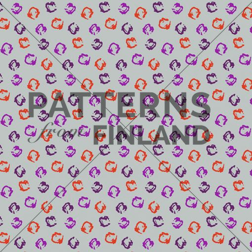 Sari Taipale: Circle of Life – Mini #patternsfromagency #patternsfromfinland #pattern #patterndesign #surfacedesign #saritaipale