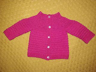 The Limpet Pattern By Kiddiwinksknits Toddler Cardigan Pattern
