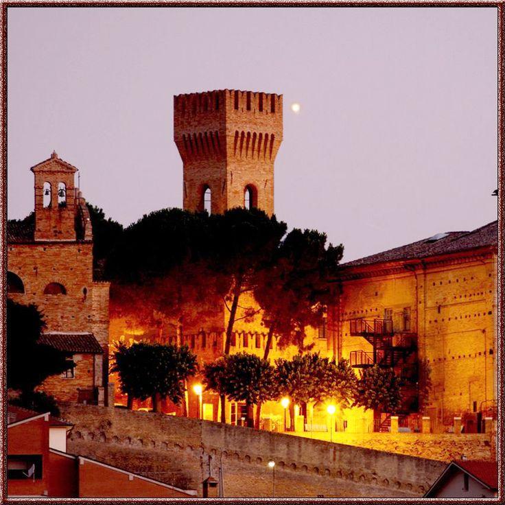 #Ostra, comune di #Senigallia, province of Ancona Marche