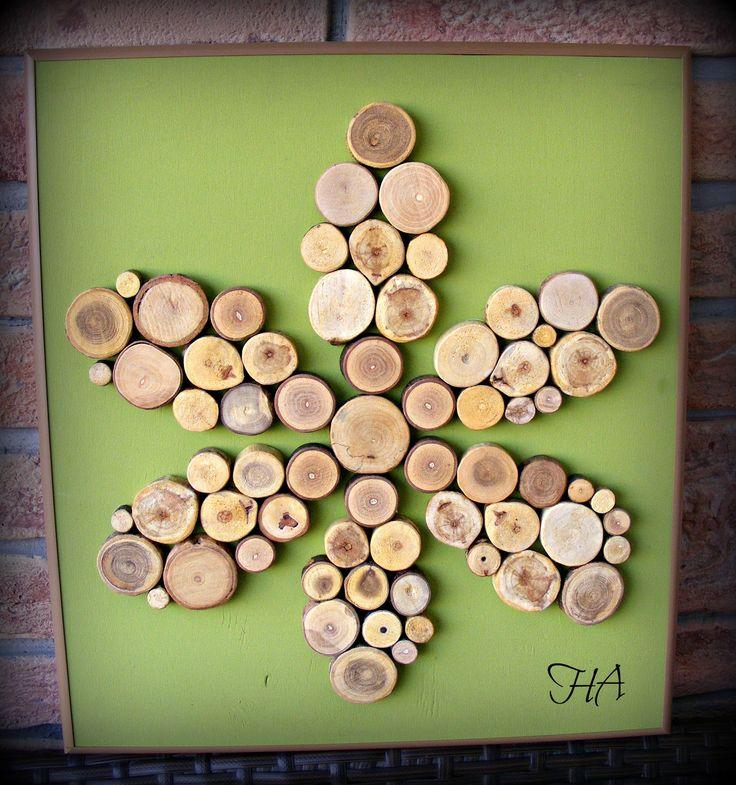 Fa virágos kép