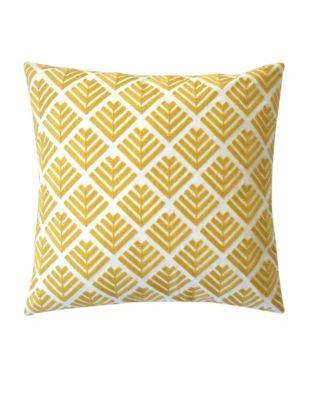 Décoration - Textile - Coussins - Coussin 45x45 cm RUSTY Jaune