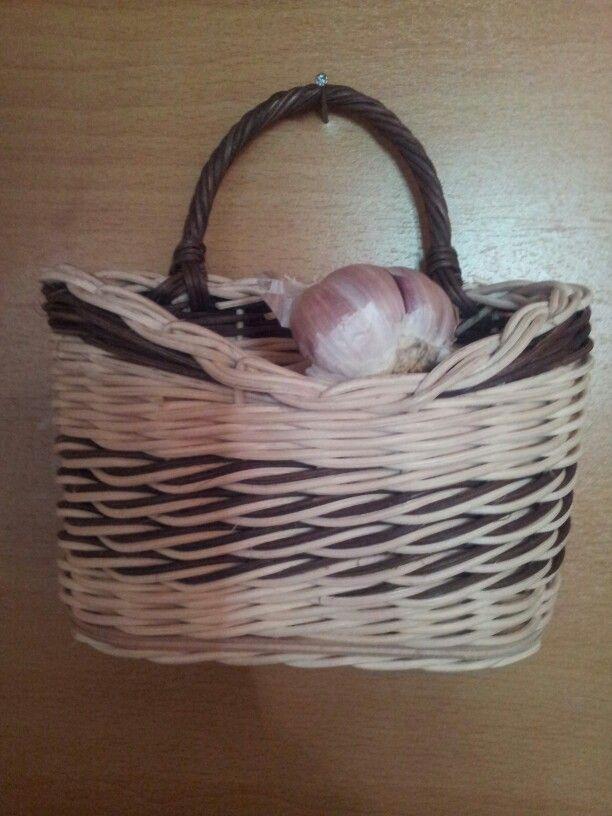 Garlic basket :-)