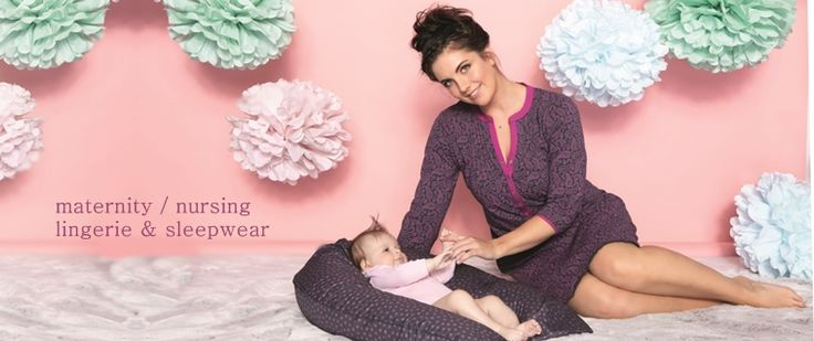 """Beautiful maternity & nursing lingerie and sleepwear for beautiful new mums!"" ALL cups and sizes! online shop www.aldipa.gr"