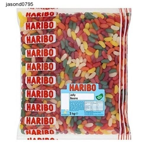 Kids Sweets Birthdays Barratts Jelly Beans 3 Kg Treats Parties Celerbrations
