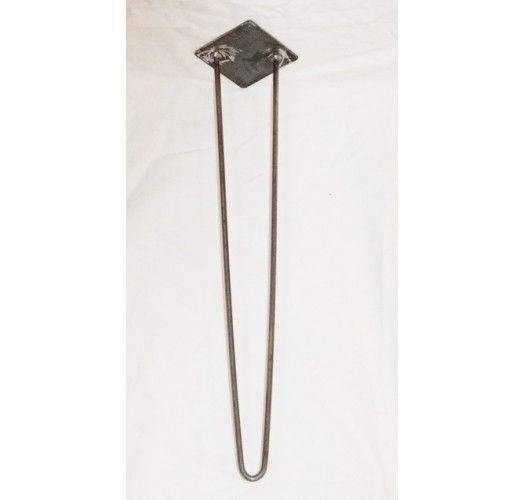 Patte de table en épingle (Hairpin leg)