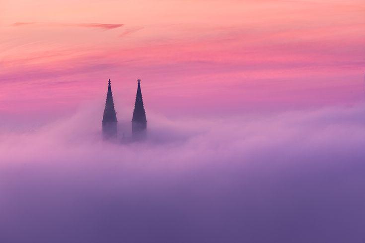 Vyšehradská mlha
