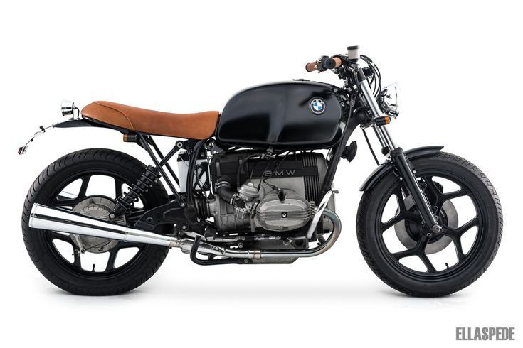 When Mike rolled in on his BMW R65 mono he didn't want an over-the-top custom, or a cafe racer conversion. He wanted something simple & classical.