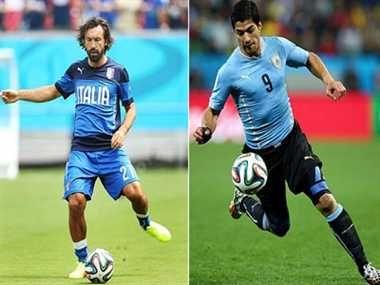 उरुग्वे ने किया इटली को नॉकआउट http://www.jagran.com/news/sports-italy-eliminated-after-10-loss-to-uruguay-at-the-world-cup-11423519.html #UruguayvsItalia   #FIFAworldcup2014