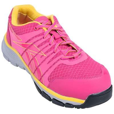 Reebok Shoes: Women's RB458 Arion EH Non Metallic Athletic Composite Toe Shoes - Women's Steel Toe Tennis Shoes - Women's Steel Toe Shoes - Footwear