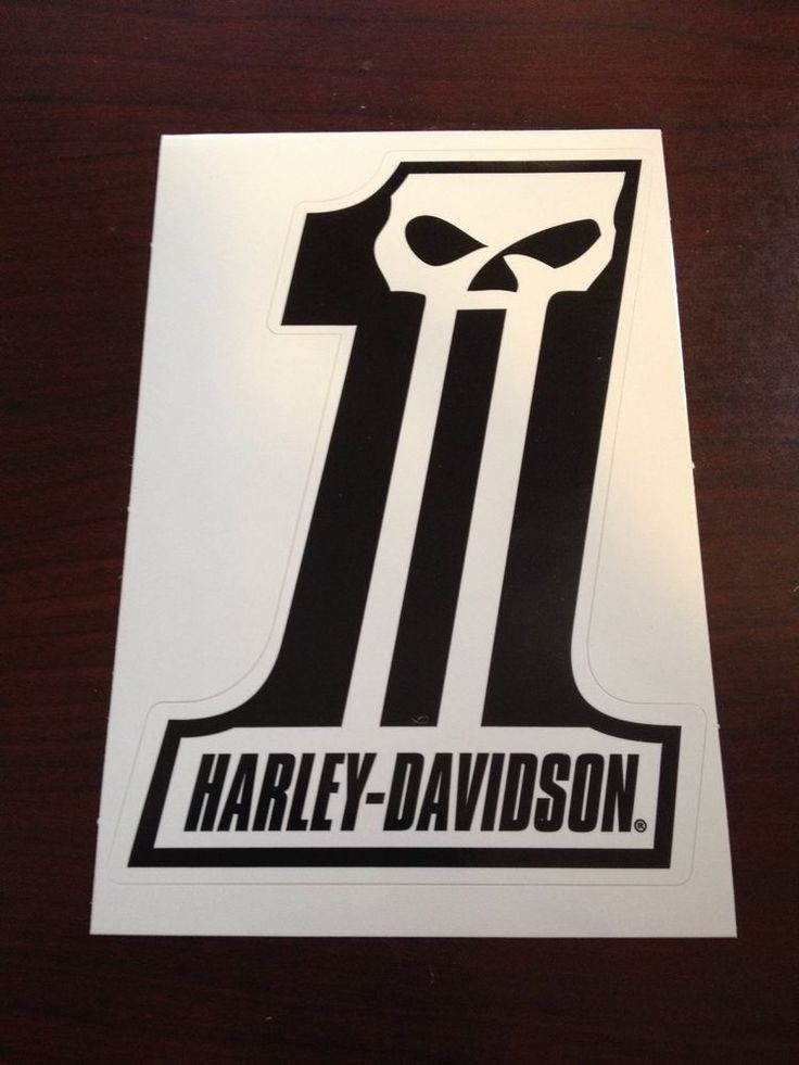 Best Decals N Cups Images On Pinterest Decals Vinyl Crafts - Harley davidson custom vinyl stickers