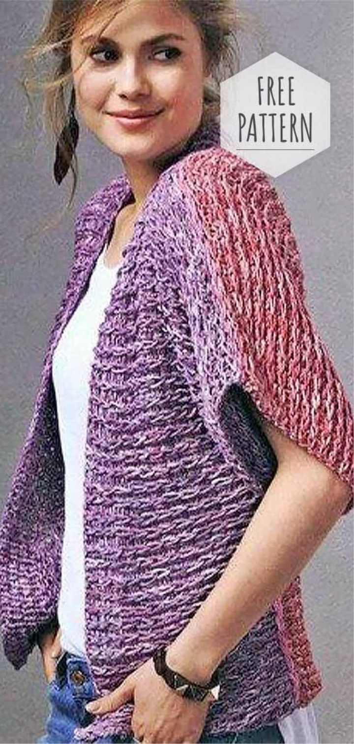 Knitting Vest Free Pattern Hooks Amp Needles Work