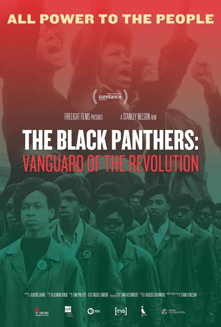 Home | The Black Panthers: Vanguard of the Revolution