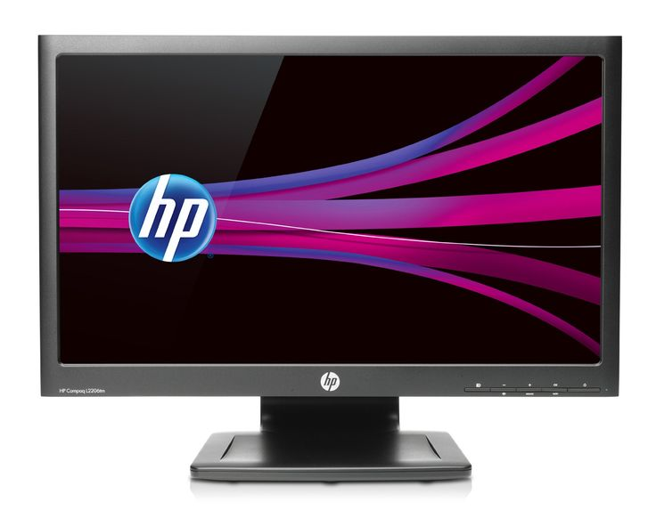 """HP Business L2206tm 21.5"""" LED LCD Touchscreen Monitor - 16:9 - 5 ms B7F36A8#ABA. Display Type: LED Display