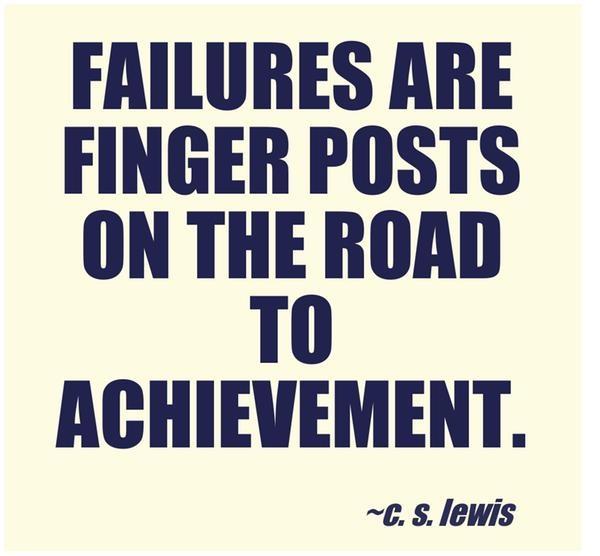 #Failure #cslewis