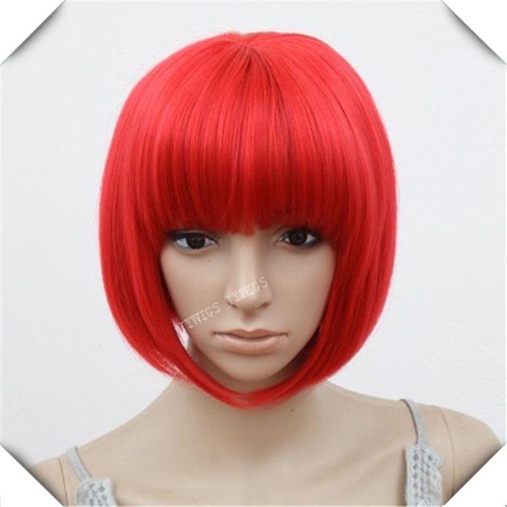 $9.81 (Buy here: https://alitems.com/g/1e8d114494ebda23ff8b16525dc3e8/?i=5&ulp=https%3A%2F%2Fwww.aliexpress.com%2Fitem%2FShort-Red-Wig-Women-Short-Bob-Perucas-Wavy-Cosplay-Sexy-Party-Hairstyle-Wigs-Short-Red-Wig%2F32550165348.html ) Short Red Wig Women Short Bob Perucas Wavy Cosplay Sexy Party Hairstyle Wigs Short Red Wig for just $9.81
