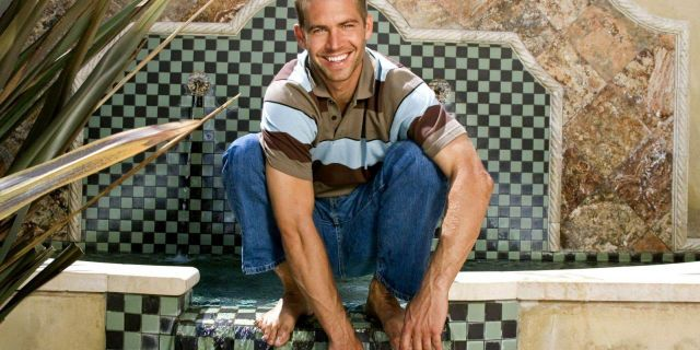 Paul Walker Naughty Smiling  Photoshoot Wallpaper Photo and Images