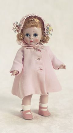 View Catalog Item - Theriault's Antique Doll Auctions Alexanderkins feels so grown up  via Cindy Brown