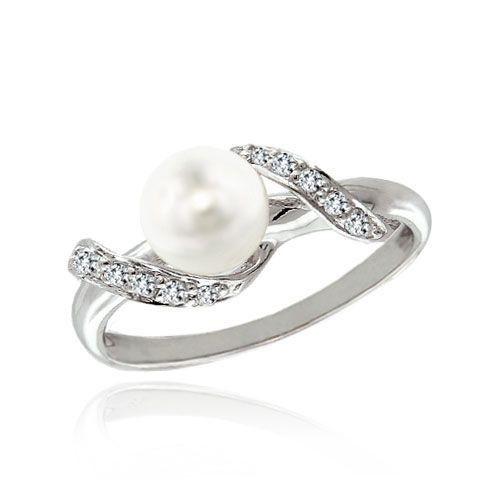 nice pearl wedding rings best photos