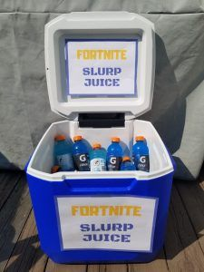 Fortnite Birthday Party: All The Supplies and Ideas You Need