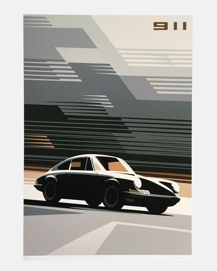 911 SWB | guy allen illustration